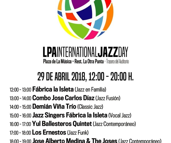 LPA International Jazz Day