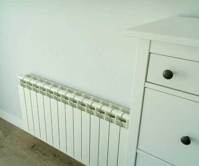 Instalación de calefacción Lanzarote