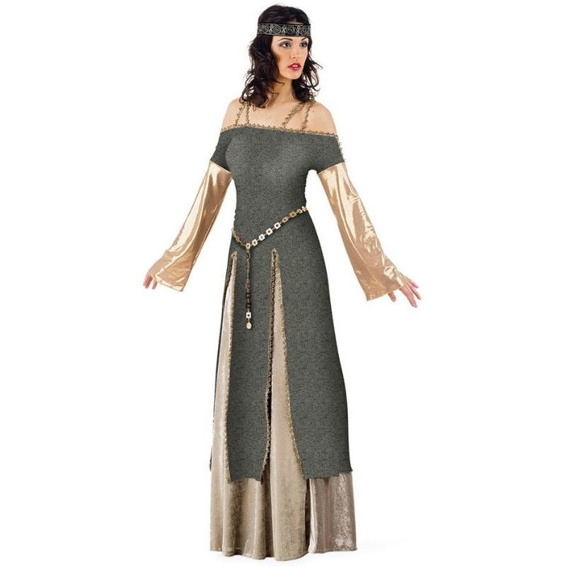 Disfraz Lady Ginebra medieval adulto