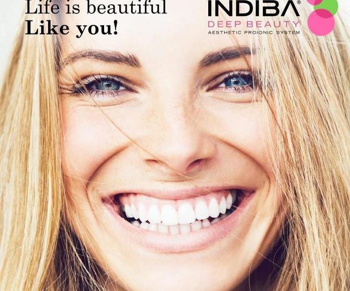 Indiba Deep Beauty: Tratamientos   de Centro de Estética Versalles