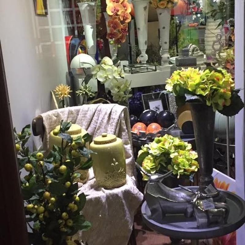 Flor artificial y natural: Servicios de El Jardín de Butarque