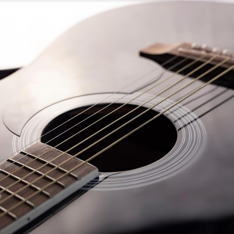 Guitarra modelo 6P: Productos y servicios de PENTAGRAMA