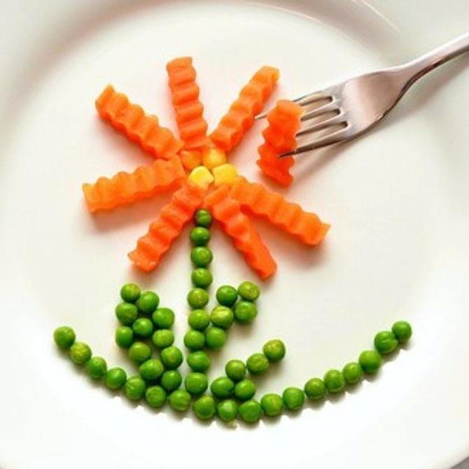 Alimentos que ayudan a la salud de los ojos (I)
