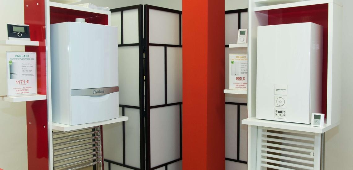 Instalación de calefacción en Parla