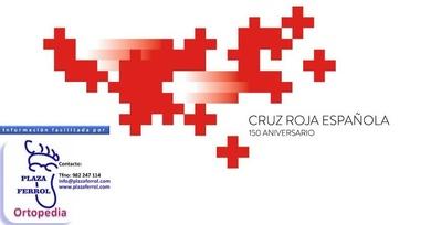 150 Aniversario de Cruz Roja