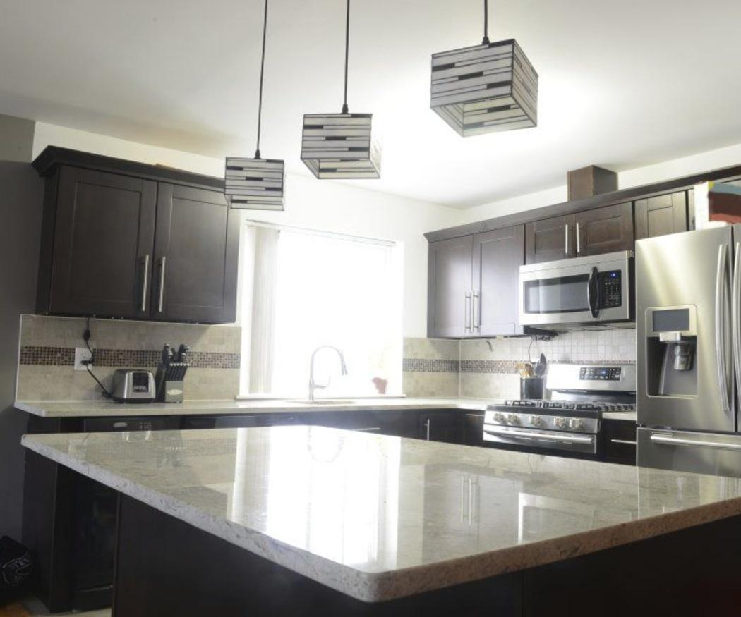 Elige la encimera perfecta para tu cocina