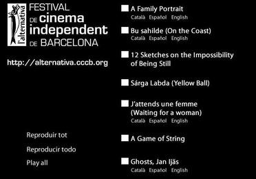 Subtitulación DVD y soportes digitales