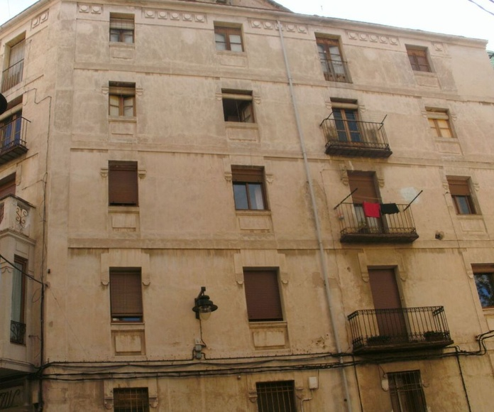 Trabajos de albañilería y pintura, especialistas en exteriores: Servicios de Altiver