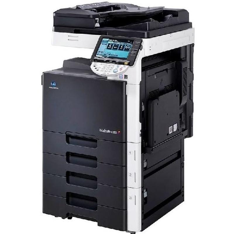 Konicaminolta Bizhub c220: Fotocopiadoras y multifunción de Servicio Directo Copiadoras, S.L.