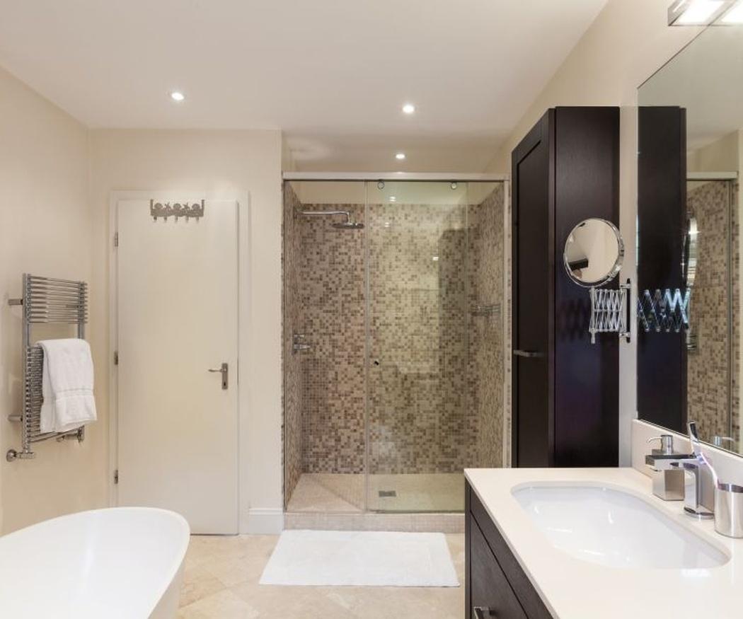 Pon un plato de ducha si vives con personas mayores en casa