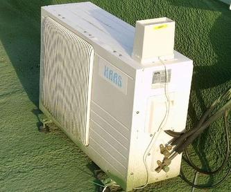 Reparación de Calderas Gas y Gasoil: Servicios de Climatizaciones Javier Encinas