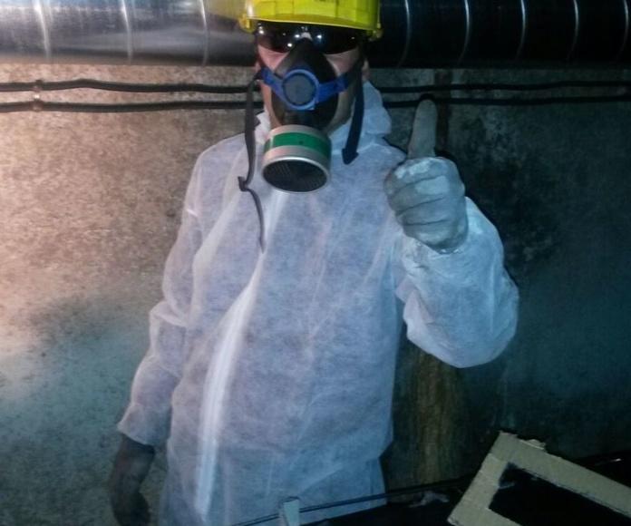 Ventilación industrial Huelva