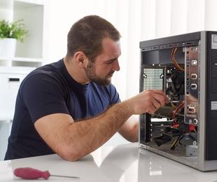Venta y reparación de ordenadores