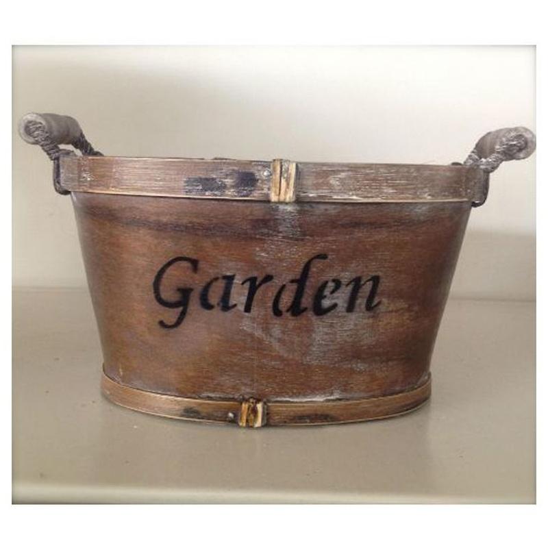 Jardinera madera colección Garden