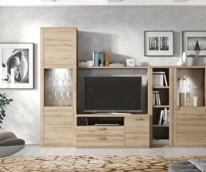 Muebles salón Cubelles