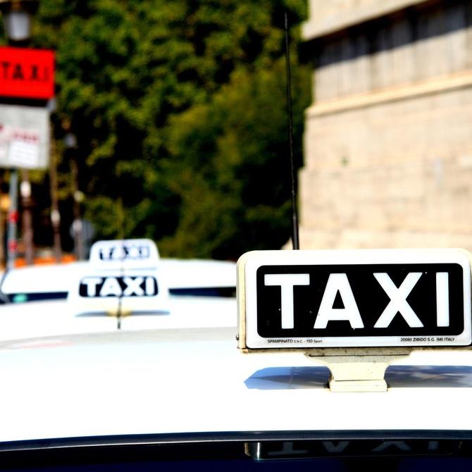 Cómo convertirse en un taxista diez