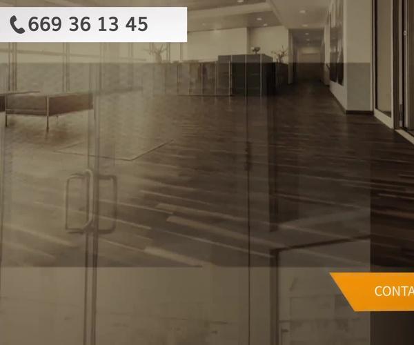 Carpintería metálica y de aluminio en Barcelona | Sistemas JLQ