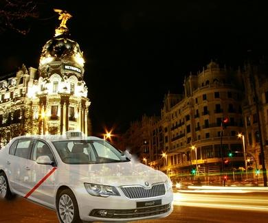 Radio taxi Madrid Aeropuerto-Taxi Callao aeropuerto