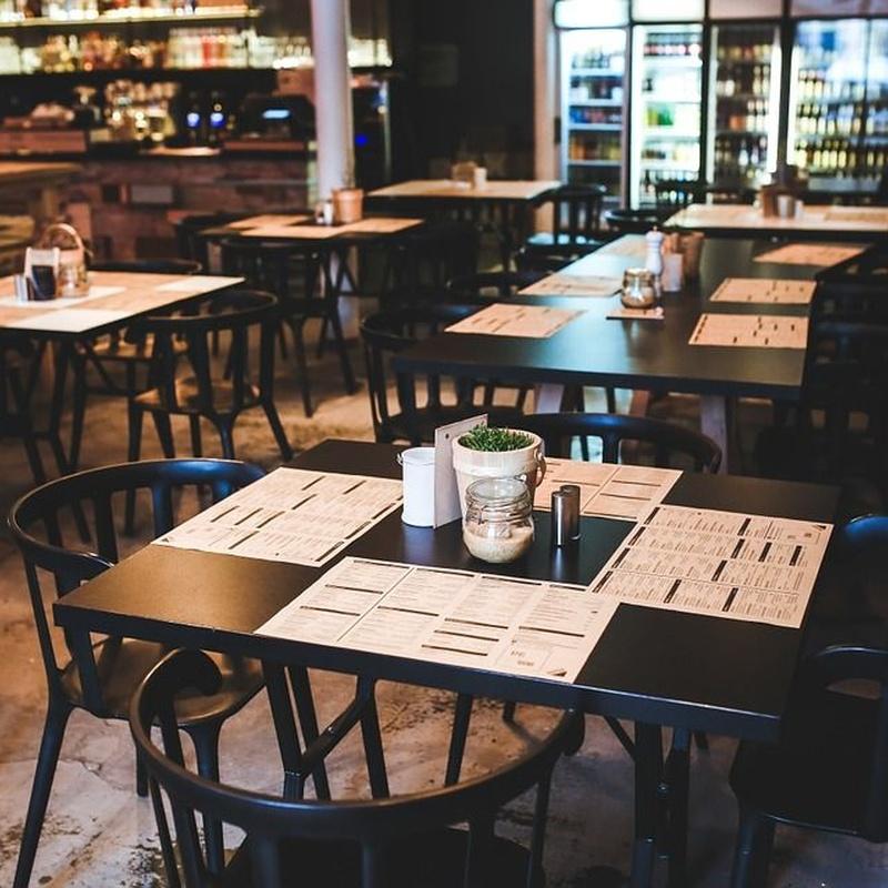 Bares y restaurantes: Catálogo de RYMDECO