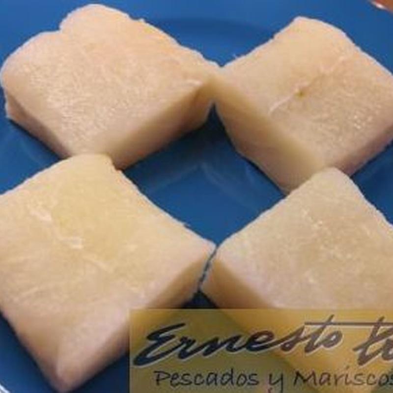 Bacalao desalado: Productos de Ernesto Prieto