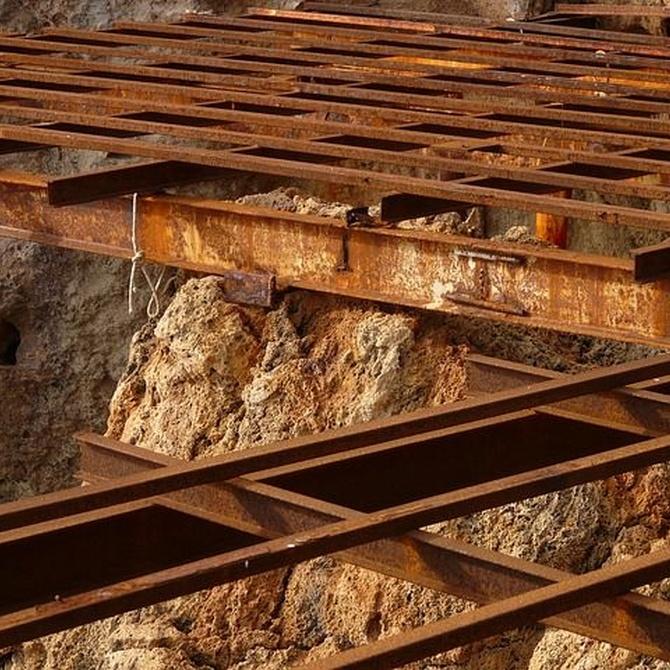 Principales factores de protección en las estructuras metálicas