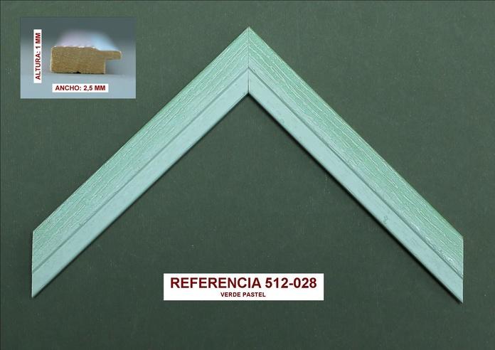 Referencia 512-28: Muestrario de Moldusevilla