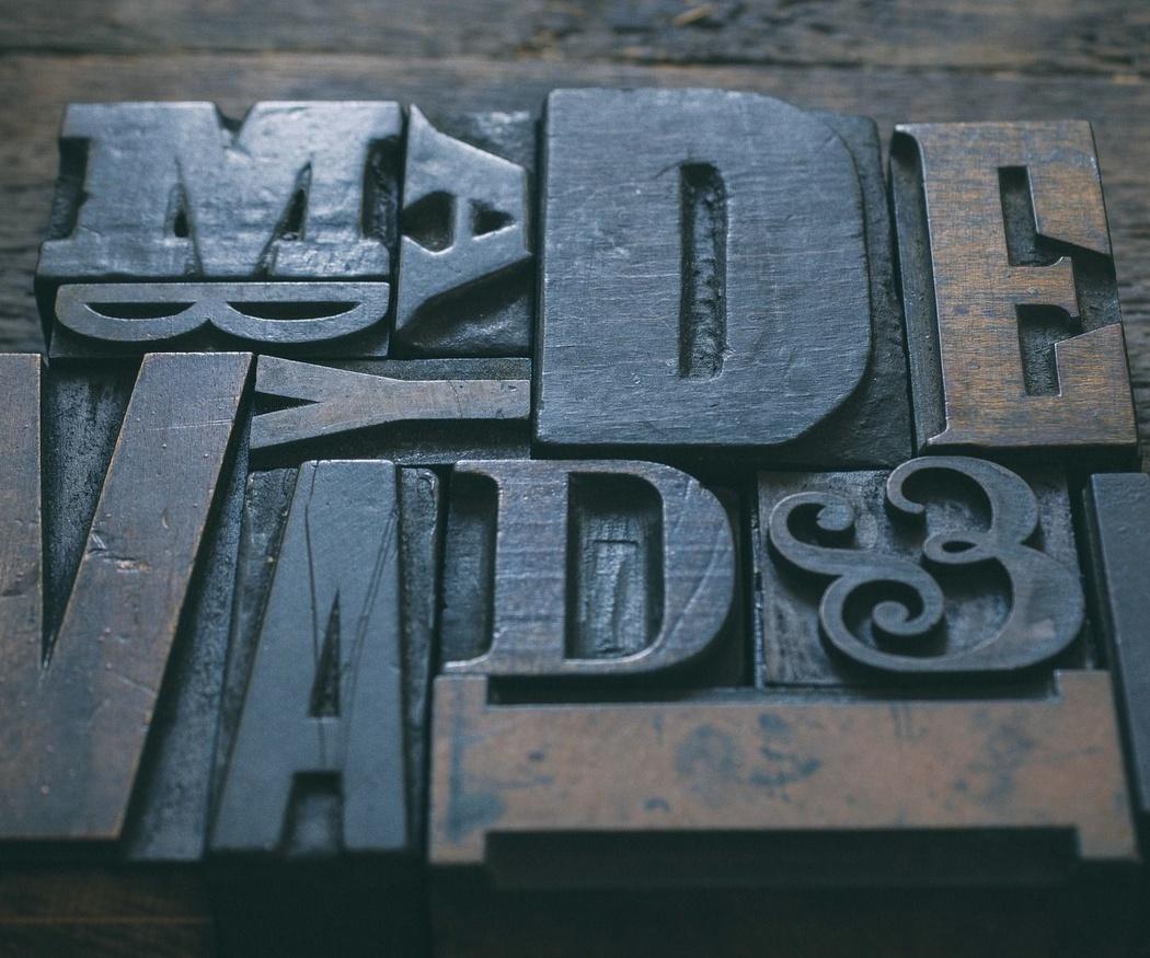 La importancia de la tipografía en tus trabajos impresos