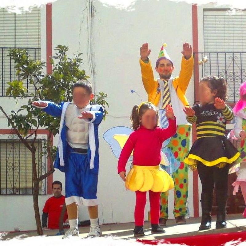 Cumpleaños, comuniones, fiestas escolares y bodas: ¿Qué hacemos? de Andén Mágico