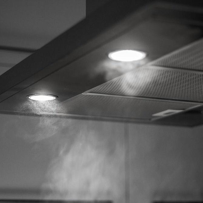 Beneficios de la limpieza de la campana de cocina