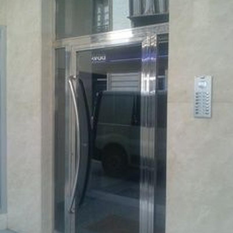 Construcciones metálicas Gijón. Metalougedo