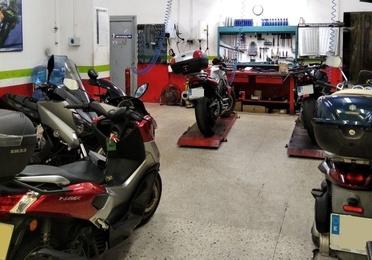 Servicio Oficial Kawasaki, Suzuki, Honda y Kymco