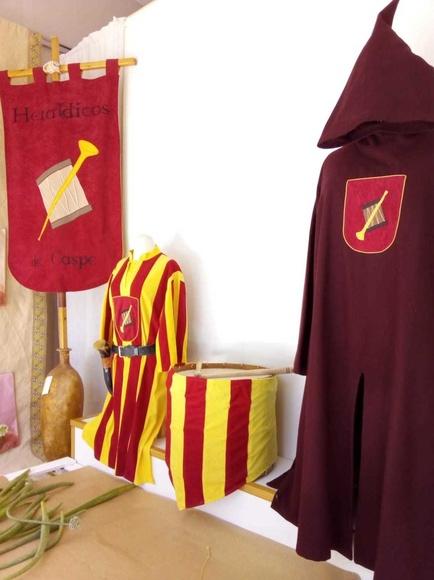 Ambiente textil hogar Caspe