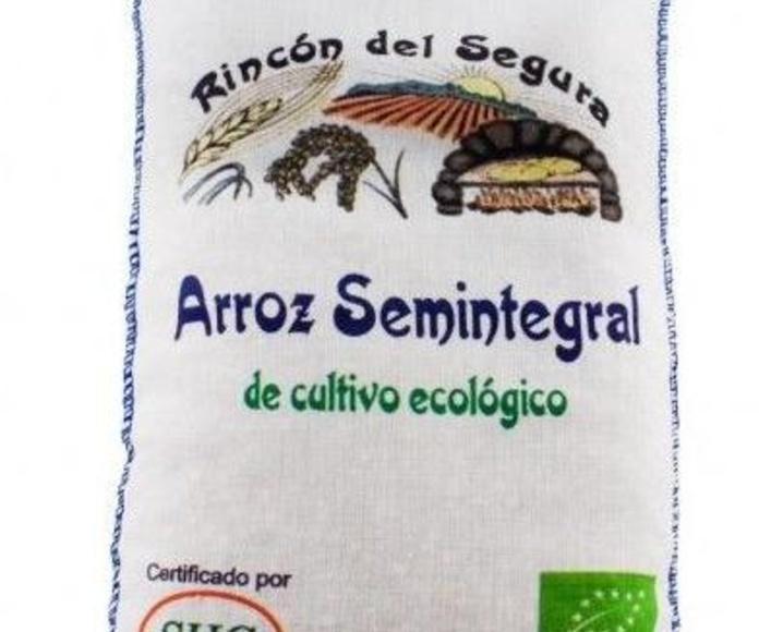 ARROZ integral, semiintegral...RINCON DEL SEGURA (agotado hasta nueva cose): Catálogo de La Despensa Ecológica