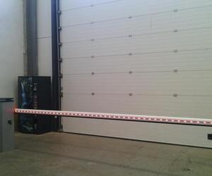 Barreras automáticas de parking de uso intensivo sistema silencioso