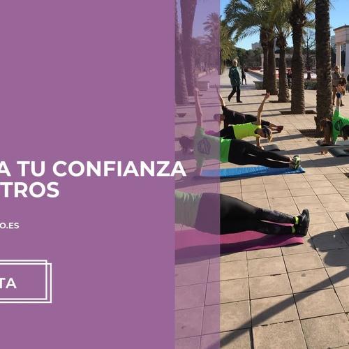 Centro de entrenamiento personal en Valencia | Entreno en el Río