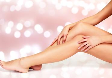 Depilación corporal femenina