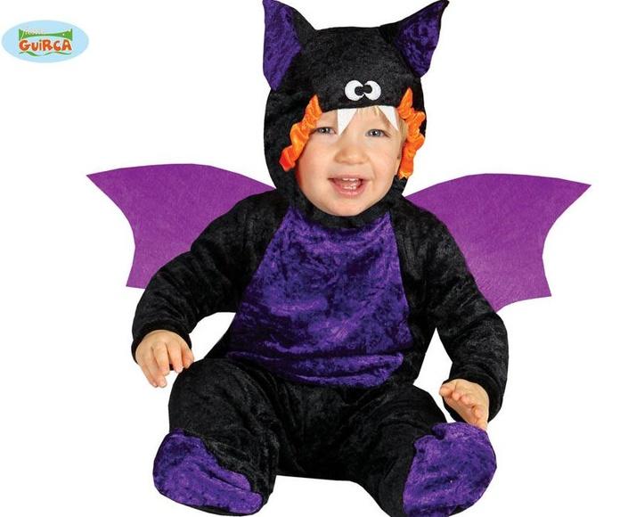 Disfraz murciélago baby