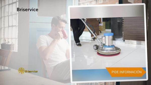 Empresa de limpieza en Oviedo - Briservice