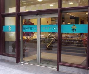 Puertas automáticas para hospitales en Canarias
