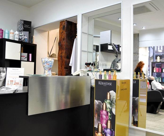 Tarifas  Peluquería: Servicios de Alonzo peluqueros | peluquería en plaza mayor