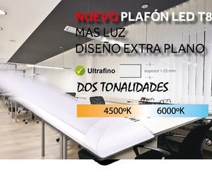 Iluminación industrial led en Leganés | RSR Iluminación LED Spain