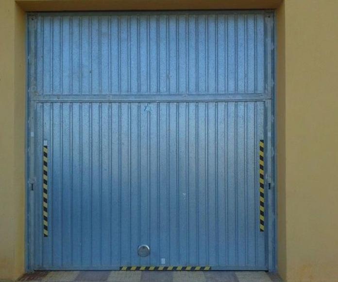 Puerta Preleva