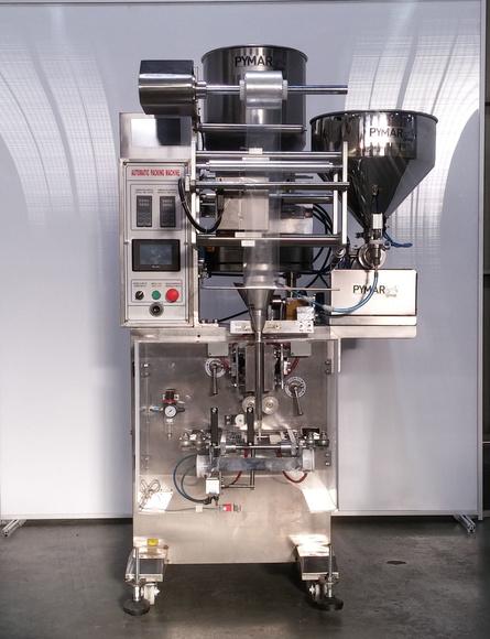 Envasadora automática mixta para líquidos y granulados