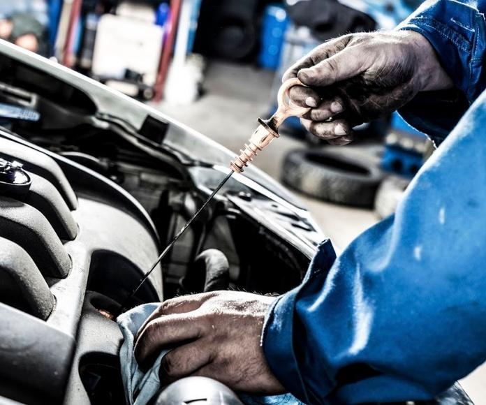 Puesta a punto del motor: Servicios de taller de TALLERES TOÑO BARCIA S.L.