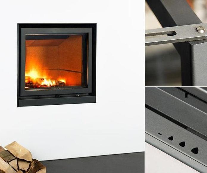 Insertables Stûv: Catálogo de Productos de Llars de Foc-Valls