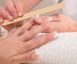 Tratamiento de manicura
