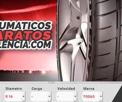 ¿Dónde encontrar los neumáticos + baratos en Valencia? Llámanos ahora Móvil: 600 69 01 02