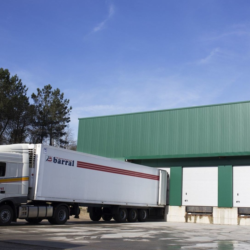 Transportes frigoríficos y multitemperatura: Catálogo de Transportes Barral