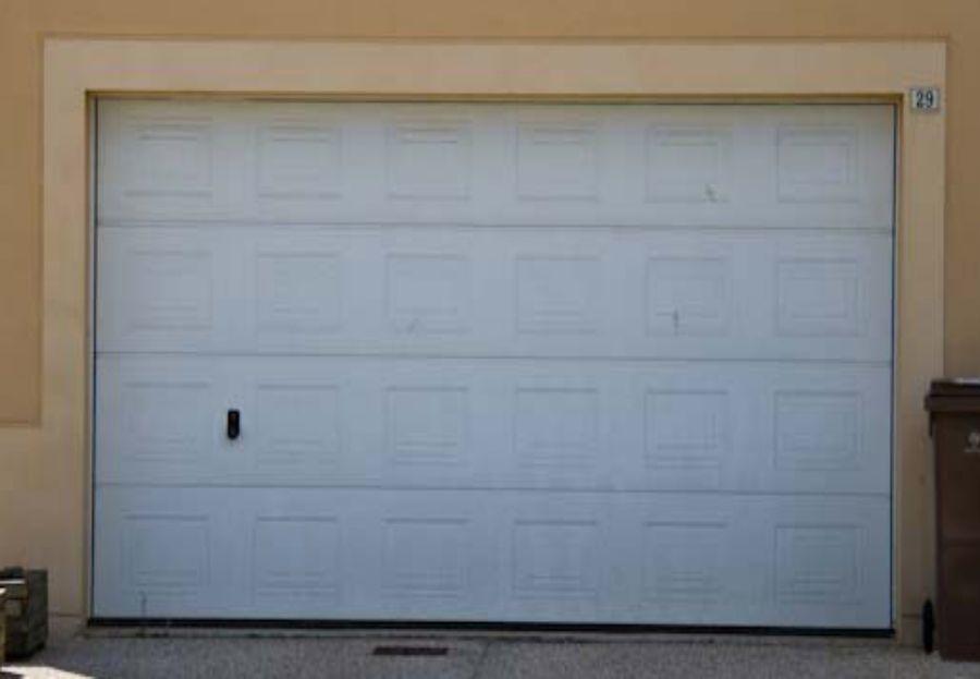 La lubricación de las puertas de garaje automáticas