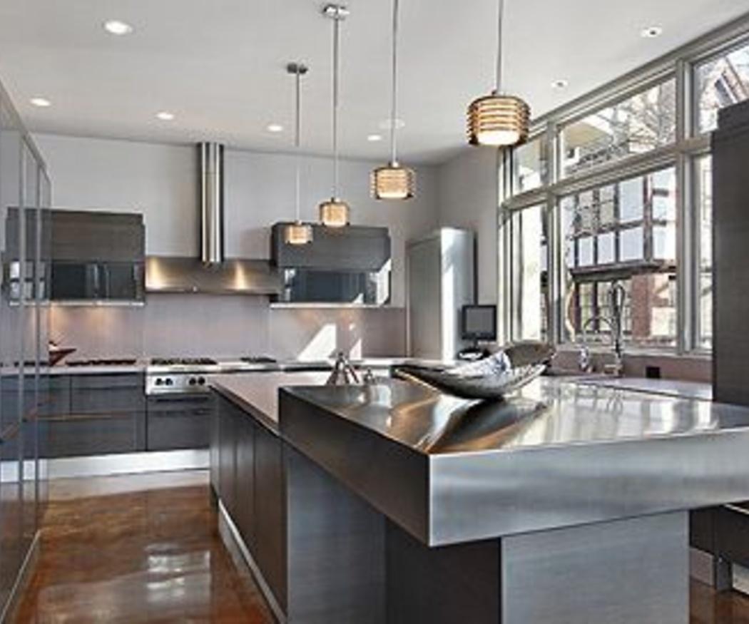 ¿Por qué se han impuesto los electrodomésticos de acero inoxidable en las cocinas?